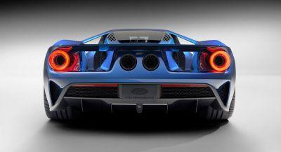Ford GT Owner's Manual Indicates A 'Competition Series' Is Coming