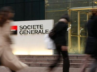 Societe Generale is reportedly slashing 700 jobs in Paris and hundreds more in London and New York after brutal quarter