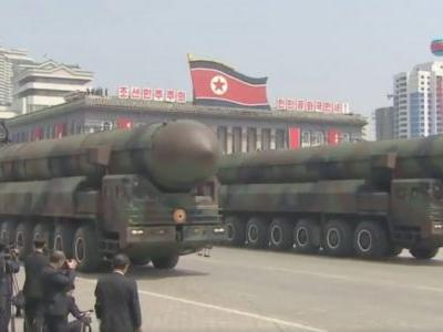 U.S. Intel Reportedly Says North Korea is Building New Missiles As Trump Continues to Boast of Progress