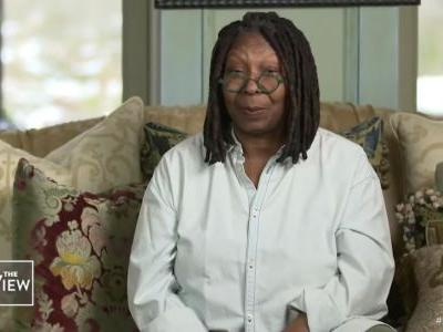 Whoopi Goldberg Reveals Near-Death Experience With Pneumonia: 'I Came Very, Very Close to Leaving the Earth'