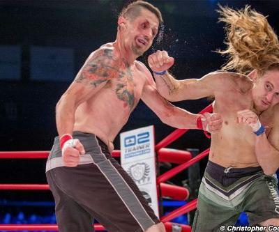 World Bare Knuckle Fighting Federation results, photos: Dakota Cochrane stuns Johny Hendricks