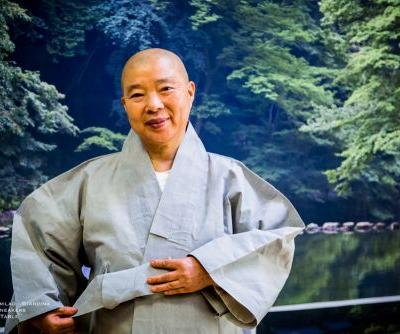 A Temple Dinner with Buddhist Monk Jeong Kwan in Rome, Italy