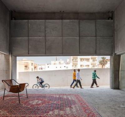 House of Architectural Heritage / Noura Al Sayeh + Leopold Banchini Architects