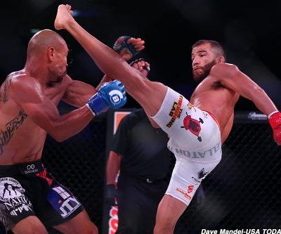 Bellator 201 results: Juan Archuleta improves to 19-1 with violent KO of Robbie Peralta