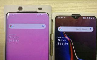OnePlus 7 mega-leak reveals notch-less, full-screen design