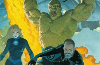 Fantastic Four Reboot Confirmed for MCU Phase 4Kevin Feige has