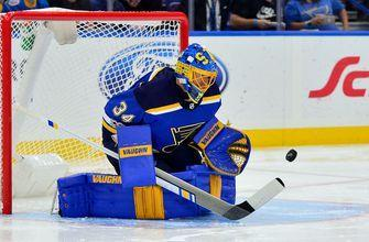 Blues make final cuts, set Opening Night roster