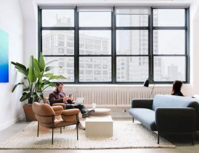 Rent the Runway teams with WeWork to expand accessibility