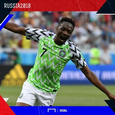 Video: Fan colour - Nigeria fans laud Musa performance in win over Iceland