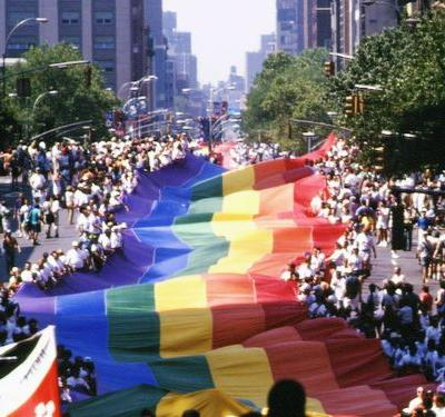 From Stonewall To Pride 50: The History Of The Pride Parade
