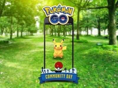 Pokémon Go Community Day Event Guide