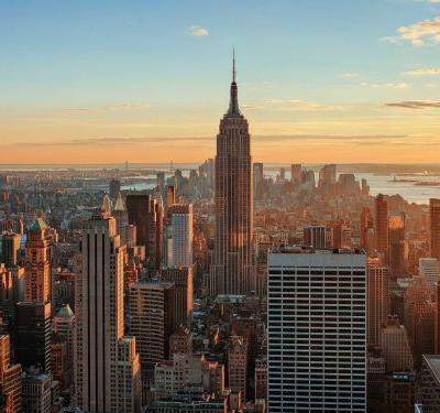 New York City residents saw their wealth drop 13% in the last year