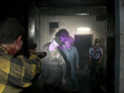 Learn More About Resident Evil 2's Free The Ghost Survivors Mode