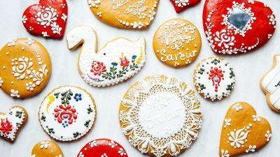 These Gorgeous Cookies Tell a Nation's History With a Piping Bag