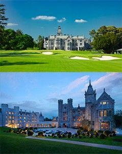 Adare Manor wins 'Hotel of the Year 2018′ at the Virtuoso 'Best of the Best Awards'