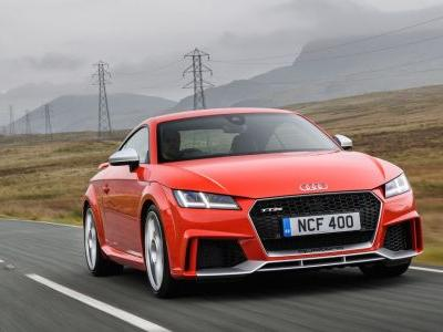 Sorry - The Next Audi TT Will Be An Electric SUV