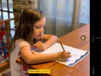 Hands-on with iPhone XS real-time preview of Depth Control in Portrait mode