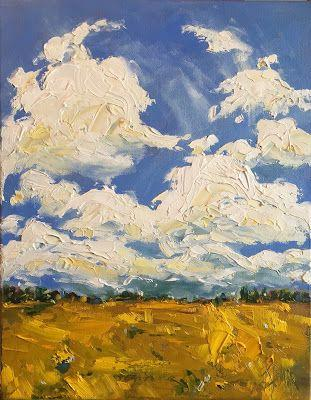 Prairie Sky I, by Kim Blair