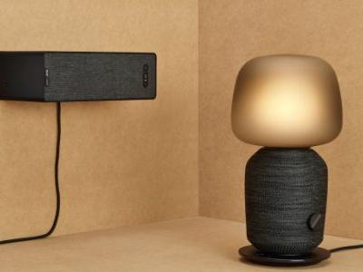 Ikea and Sonos unveil new Symfonisk speakers for bookshelves and table lamps