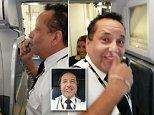 Puerto Rican pilot sings on a plane before flying back home for the 1st time in 10 years