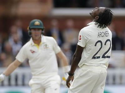 Ashes 2019: Australia survive Jofra Archer onslaught for Lord's draw