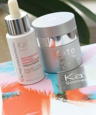 New Serums From Kate Somerville