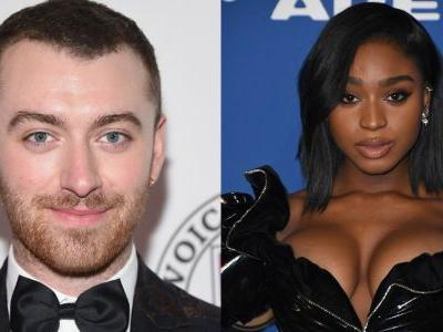 """Hear Sam Smith and Normani's New Song, """"Dancing With a Stranger"""""""