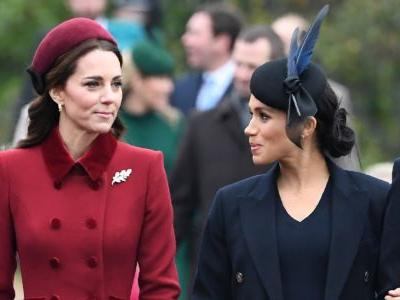 'Kate v. Meghan: Princesses at War' Gives Expert Opinions on Rivalry Between Kate Middleton and Meghan Markle