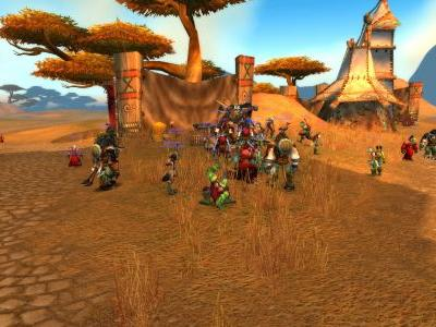 Here's a bunch of screens from the World of Warcraft Classic demo, which is finally live