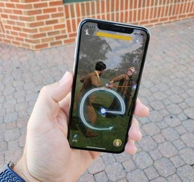 How to disable AR Mode in Harry Potter: Wizards Unite