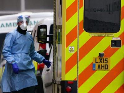 UK hospitals are so overwhelmed with COVID-19 patients the government is transferring them to hotels