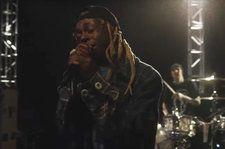 Watch Lil Wayne & Blink-182 Team Up for Genre-Blending Performance of 'A Milli' & 'What's My Age Again?'