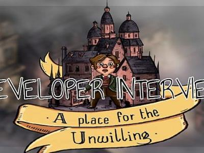 ALpixel Games Discusses Open-World Narrative Game A Place For The Unwilling