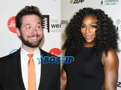 Surprise! Serena Williams Expecting Her First Child With Fiancé Alexis Ohanian