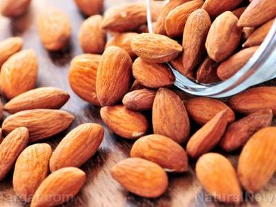 Eating 15 almonds a day lowers bad cholesterol levels and decreases the risk for diabetes
