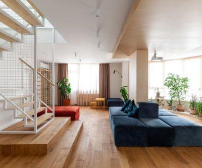 L. Apartment / Maly Krasota Design