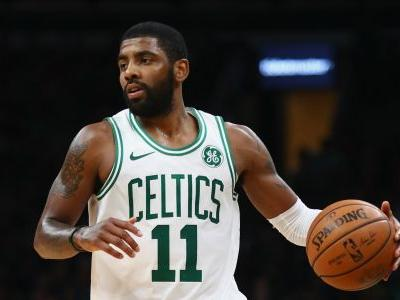 NBA wrap: Kyrie Irving sizzles as Celtics beat Raptors in overtime