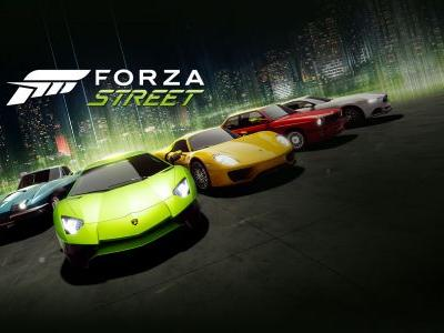 Forza Street Announced - Free to Play Spin-Off Now Available on PC