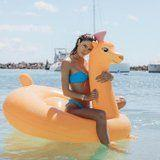 Screw Unicorns - This Llama Pool Float Is the Only Inflatable I'm Using This Summer