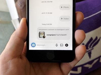 Coming Soon: Share Instagram Comments in Direct Messages, Stories, or Other Apps