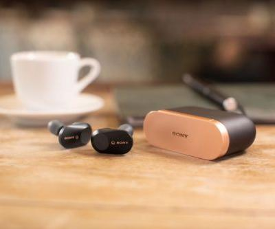 Sony's WF-1000XM3 bring noise cancellation to AirPods-style wireless earbuds