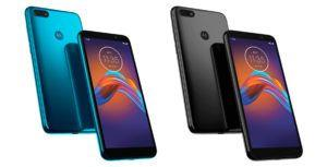 Renders of budget Moto E6 Play leak online, show black and blue models