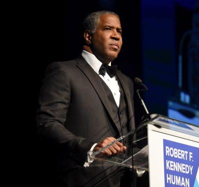 Read the memo private equity titan Robert F. Smith, the richest black man in America, sent to his staff about America's racial unrest
