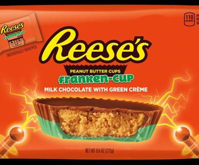 Hershey's 2020 Halloween Candy Includes A New Take On Reese's Peanut Butter Cups