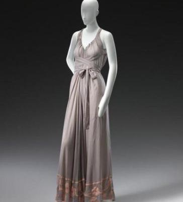 Evening DressMadame Grès Spring 1935National Gallery of