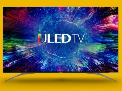 Hisense shows off new two-panel ULED TVs at CES w/ Android TV and Roku platforms