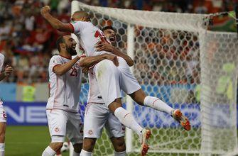Tunisia tops Panama 2-1 for first World Cup win in 40 years