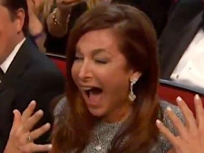 Watch One Emmy Winner's Heartfelt Marriage Proposal To Girlfriend During Speech