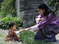 The Newest Photo Of The Prince Of Bhutan Is Just Too Cute