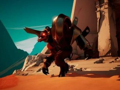 Give Megalith a Whirl for Free With Tomorrow's Open Beta